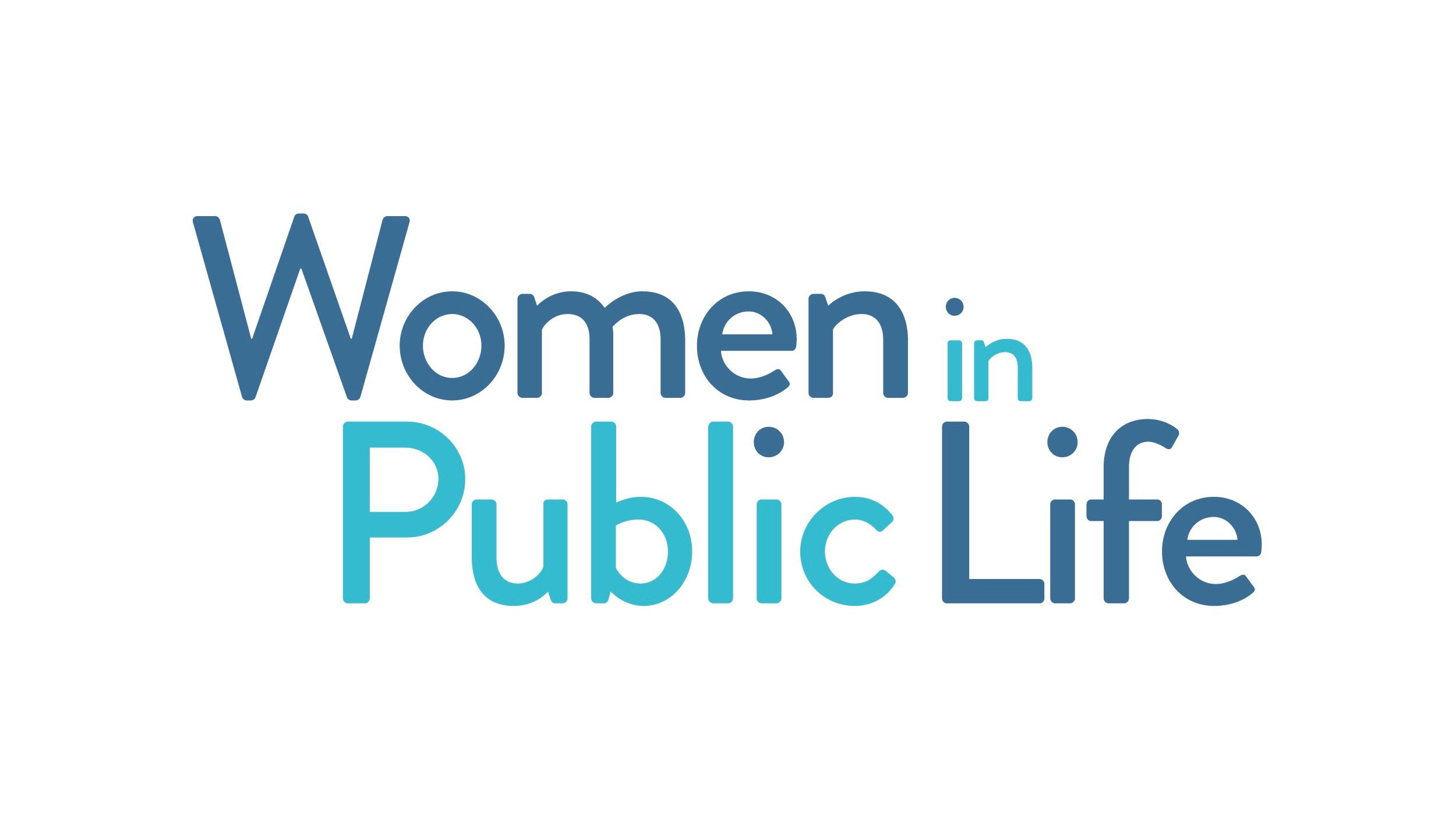 Women in Public Life logo