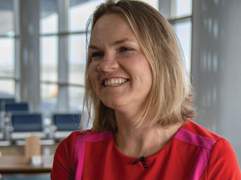 Business Adviser to Guernsey Ports - Sasha Kazantseva-Miller