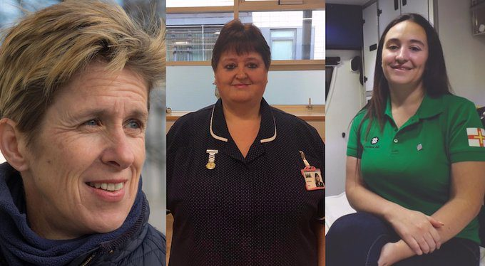MBEs for three Guernsey women