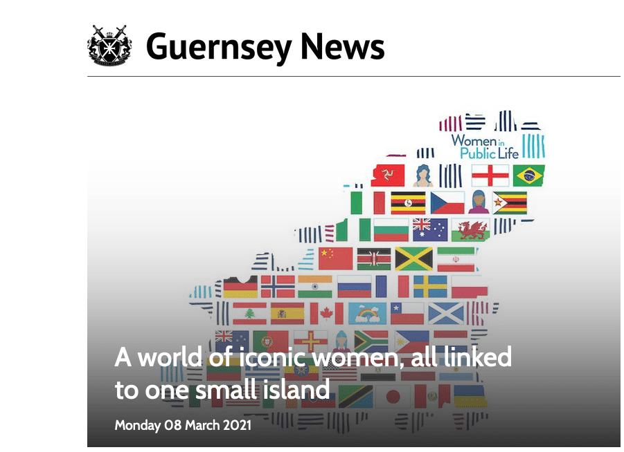 Screenshot of Bailiwick Epress Guernsey article