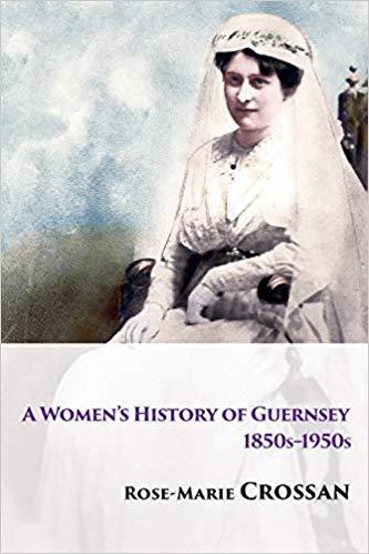 Coverof Rose-Marie Crossan's book