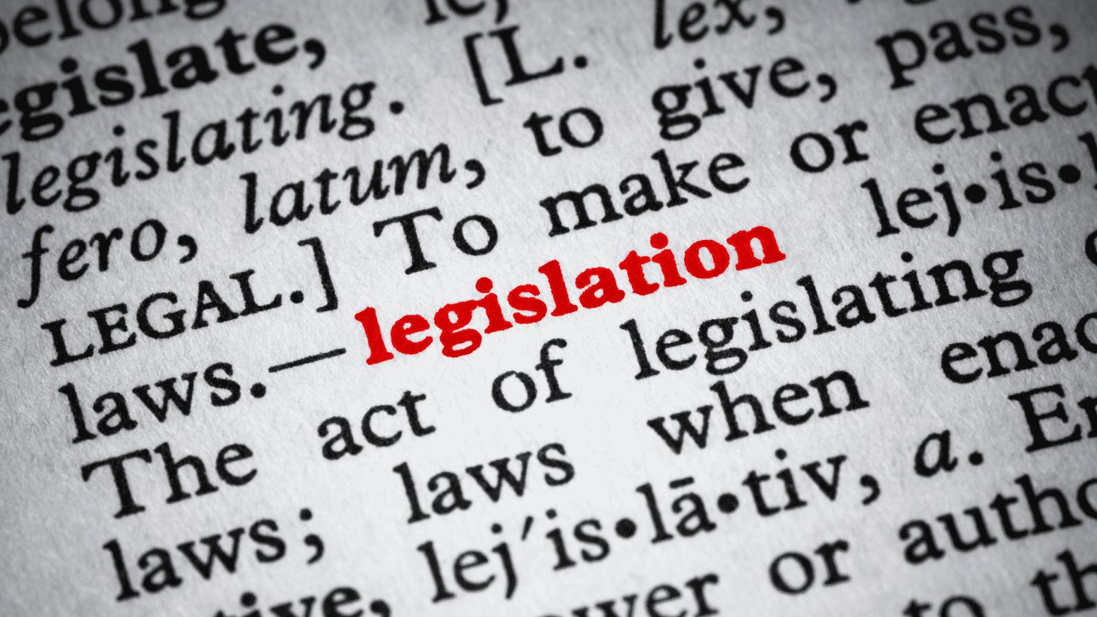 Gender-neutral legislation